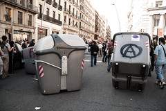 Huelga General 29S - Barcelona (Vctor Westfalia) Tags: barcelona espaa spain trotsky ccc catalunya sei catalua ccoo ugt cgt espanya generalstrike 29septiembre luchaobrera huelgageneral lutteouvrire clasecontraclase victorferrer grevegenerale trotskysmo huelgageneral29s fraccintrotskysta moviment25s assembleadebarcelona asambleadebarcelona