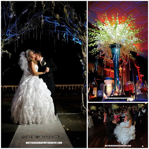 Bridal Styles real bride, Lana & Ilia, image by Matthew Sowa Photography