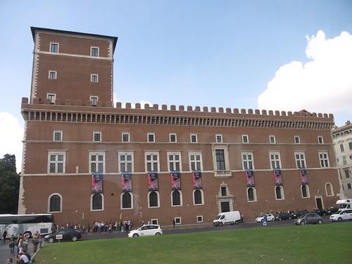 Venezia Palace Rome Rome Venice Square-palace