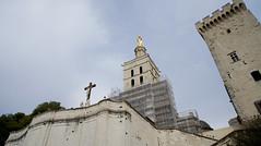 Cathedrale Notre Dame des Doms (blythe me, blythe me not) Tags: paris sony des provence notre dame avignon cathedrale doms 教堂 阿维尼翁 普罗旺斯 nex3