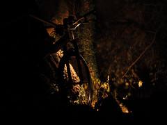 Nov 04 (spodhopper) Tags: bike mountainbike mtb rockhopper specialized doncaster nightride steetley cobwebsblownaway