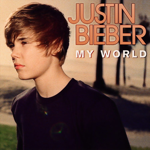 justin bieber cd cover my world. Justin-Bieber-My-World-