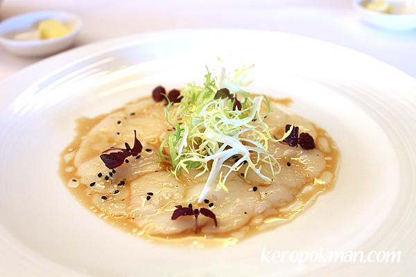 Bay Scallop Carpaccio