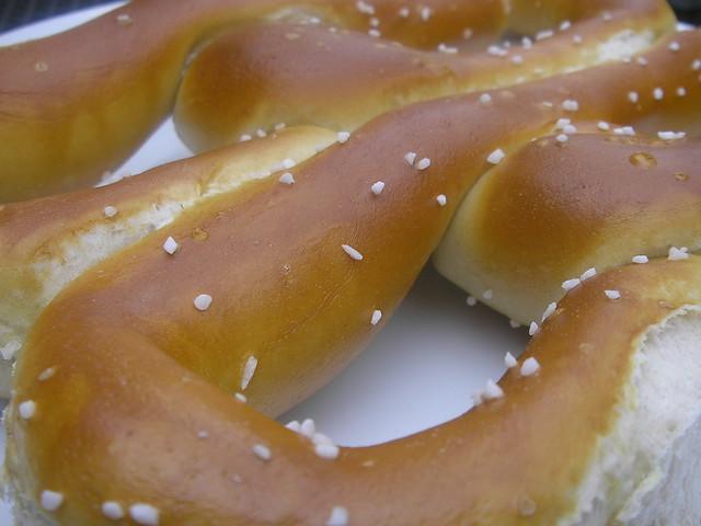 stephanie's pretzel