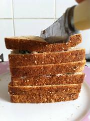Sandwiches - Bread Machine Bread