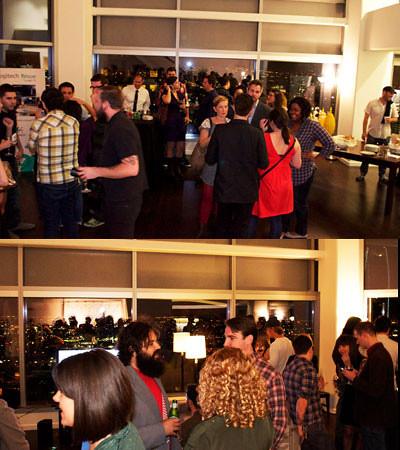 LA Loft - Tumblr party