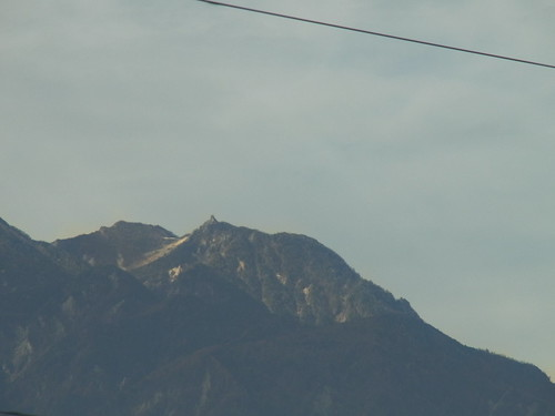 101107 瑞牆山登山