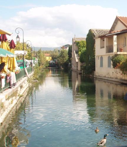 Feiras da Provence: Isle-sur-la-Sorgue