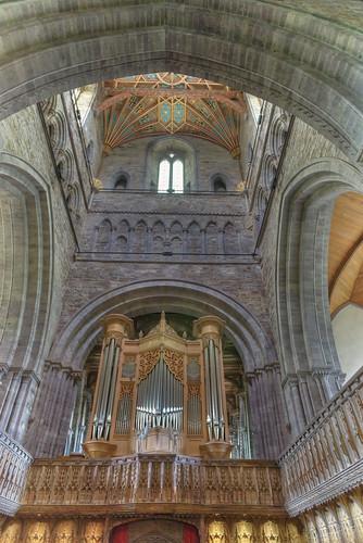 St David's Cathedral, Saint Davids, Pembrokeshire