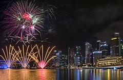 NDP 2017 National Education 1 (NE1) Fireworks, Singapore (gintks) Tags: gintaygintks gintks marinabaysands marinabayfinancialcentre marinabay singaporetourismboard singapore ndpfireworks2017 yoursingapore exploresingapore esplanade esplanadefloat onenationtogether ndp2017 ndp17 sg52