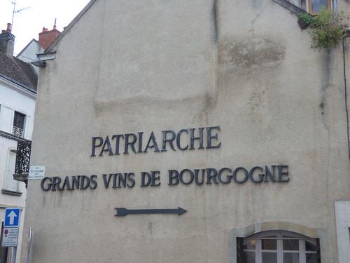 Patriarche Beaune  - Rue du Collège/Rue Paul Chanson, Beaune - Patriarche Grans Vins de Bourgogne