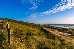 Wassenaarse Slag (Gijs Rijsdijk) Tags: ducthskies dune beach beautifulsky clouds duinen holland horizon nederland scheveningen sky strand sunset wassenaar wassenaarseslag wolken ©2017karoseiphotography