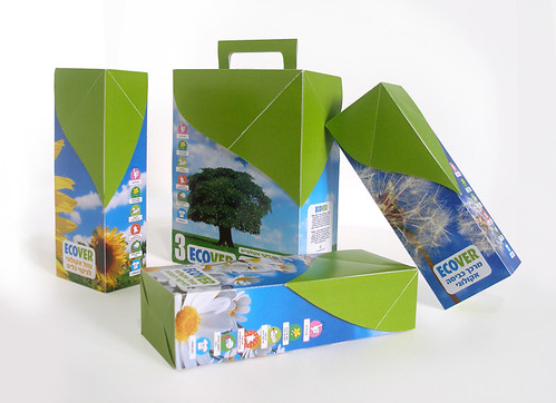 Packaging set design
