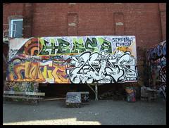 anti gena (sam gerhard) Tags: graffiti um hcm anti gena lords esl