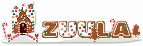 Zuula Christmas Logo