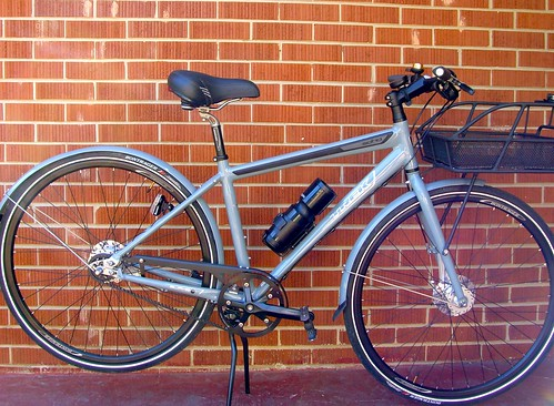 Trek Soho Drive-Side Shot