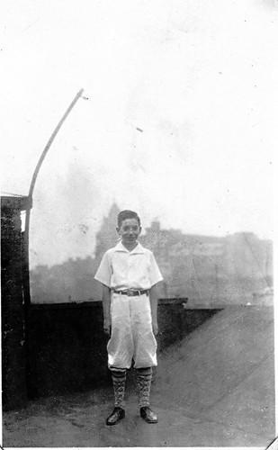 John Massimo, c. 1932