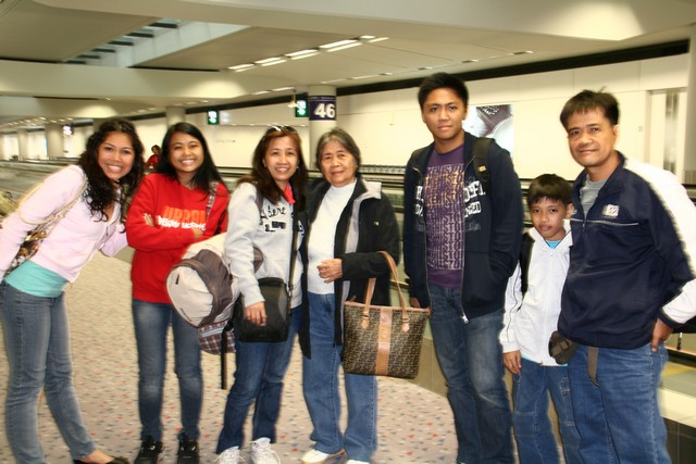 HongKong Day1: HK airport Arrival