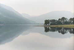 Reflections (Cecca W) Tags: uk trees england green landscape britain lakes lakedistrict cumbria views