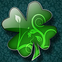 Lucky Clover: Download Free PSD