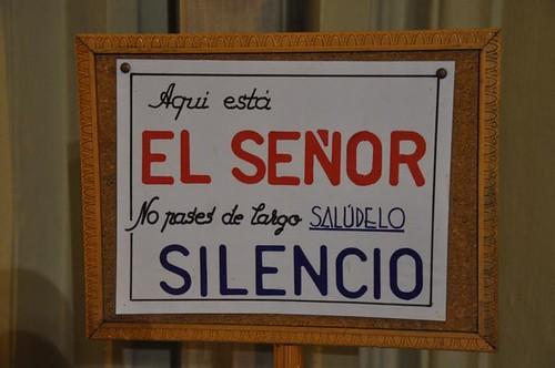 Silencio (devotion)