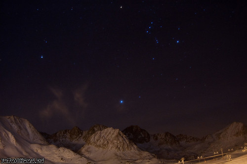 Las estrellas sobre Pas de la Casa