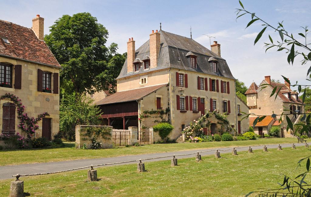 The world 39 s best photos by destination berry flickr hive for Apremont sur allier jardin