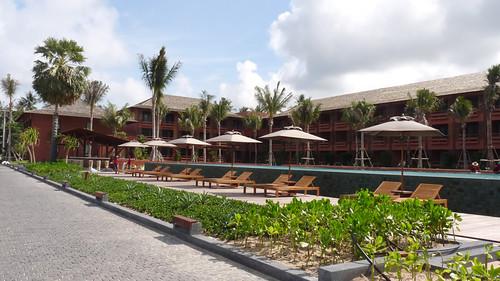 Koh Samui New Resort @ Bophut Beach Road  コサムイ 新リゾート