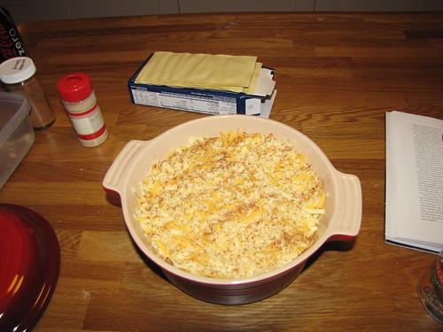 """Cooking loseyns (""""medieval lasagne"""")"""