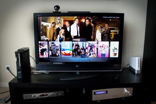 Home Theatre PC (XBMC)