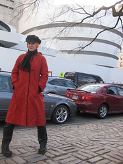 New York 2009 - Guggenheim (illiara) Tags: ny newyork architecture guggenheim illiara