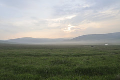 Dawn, Durisdeer. July 1st, 2009 (Matthew Dobson) Tags: summer mist dawn scotland thornhill dumfriesshire scotchmist durisdeer