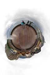 Montreux (gadl) Tags: panorama suisse lac projection planet handheld tiana 360° montreux stereographic planète lacléman 1820 guno maza34 stereographicprojection