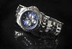 Fossil Watch (John Adkins II) Tags: lighting fossil watch commercial product fossilwatch nikonsb800 nikon18200vr strobist nikoncls diymacrobox johnadkins nikond300 johnadkins louisvillestrobist istopwatches