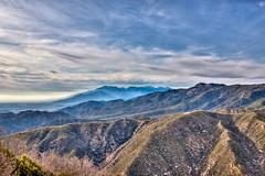 The San Bernardino Mountains (SoCal Mark) Tags: light mountains nature clouds landscape mark valley southerncalifornia 2010 sanbernardino inlandempire alders markalders