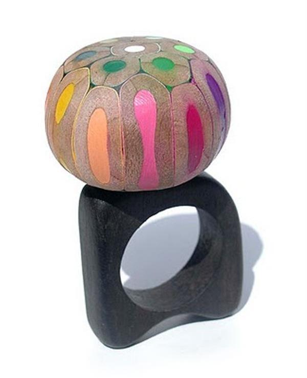 Maria Cristina Belluci pencil jewelry 4