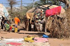 hargeisa internally displaced camp (Mitya Aleshkovsky) Tags: travel somalia somaliland somalilandghetto