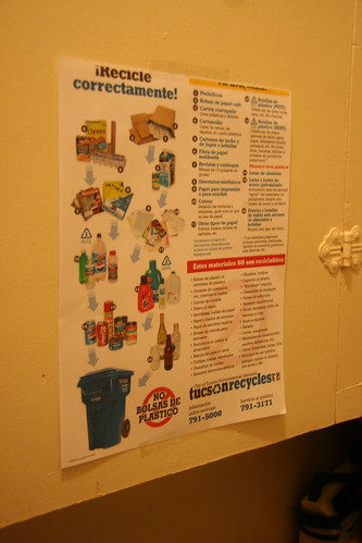 Tucson's Recyclable Blue Bin Program