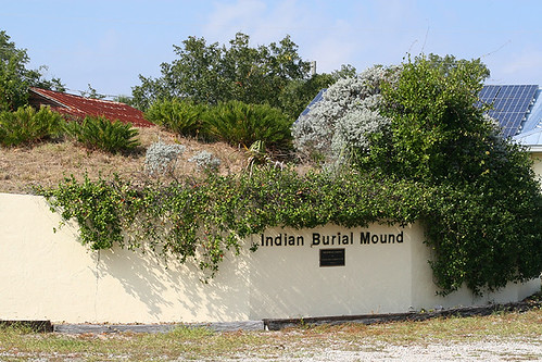 Indian Burial Mound