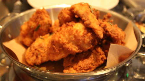 Ad Hoc - Buttermilk Fried chicken