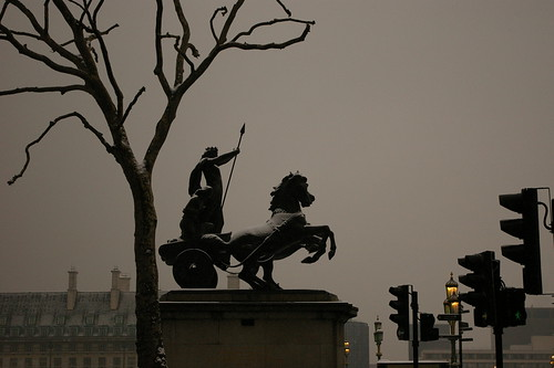 Boudica against the elements