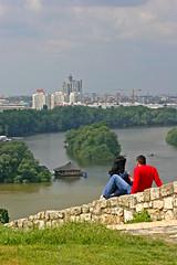 Couple - Belgrade, Serbia