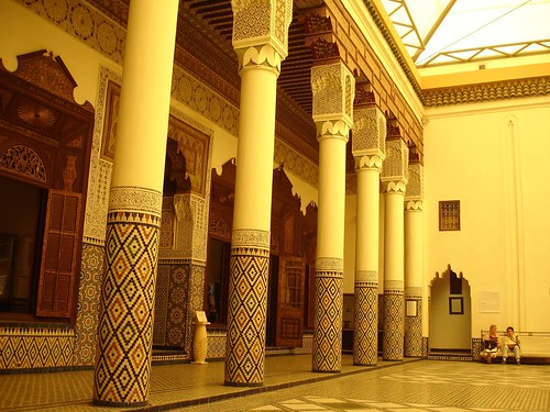 Photo du Musée de Marrakech