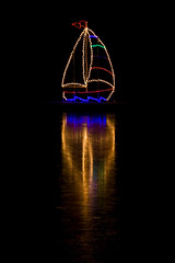 CF888 Sailboat Holiday Lights (listentoreason) Tags: statepark park christmas sky usa holiday night america canon md unitedstates scenic favorites maryland places event senecacreek score35 ef28135mmf3556isusm holidaylighting senecacreekstatepark