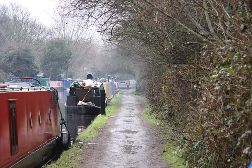 CP3 at Grand Union Canal near Uxbridge by ultraBobban