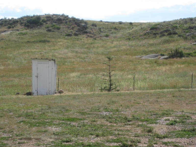 Operational OutHouse