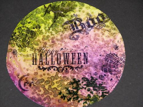 cd calendar - october 010