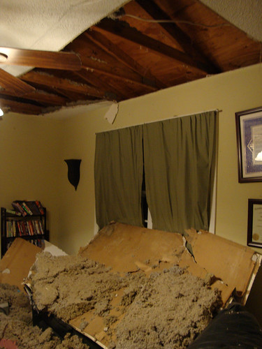 ceiling collapse 3