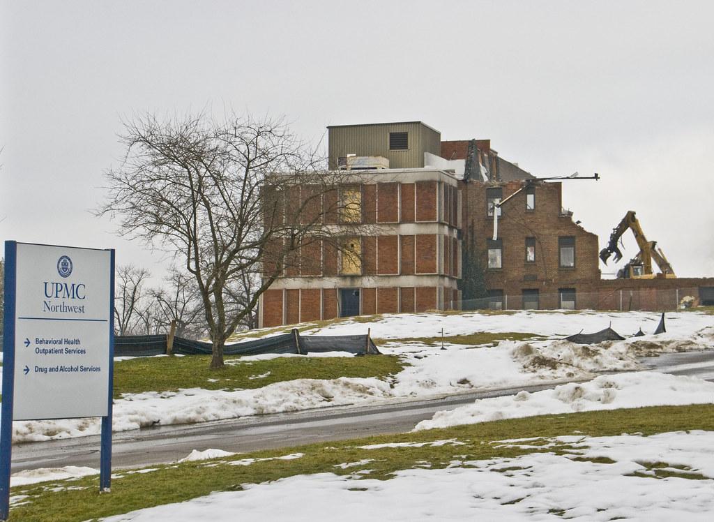 Oil City Hospital