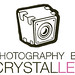 Photography by Crystal Lee Logo